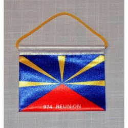 Drapeau la Réunion Mahaveli...